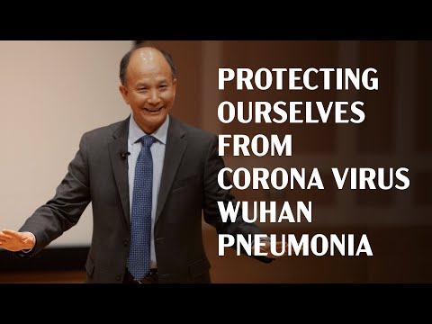Energy Protection From Coronavirus or Wuhan pneumonia - 4 Things You Can Do