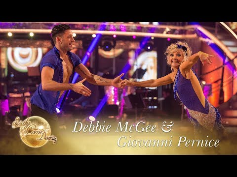 Debbie and Giovanni Jive to 'I'm So Excited' by the Pointer Sisters - Strictly Come Dancing 2017