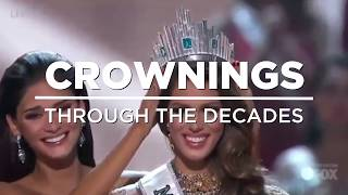 Crownings Through the Decades