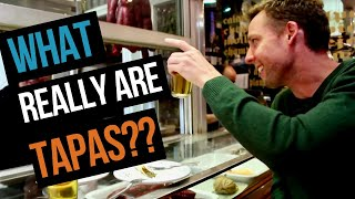 What are tapas? 3 secrets for eating tapas like a Spaniard!