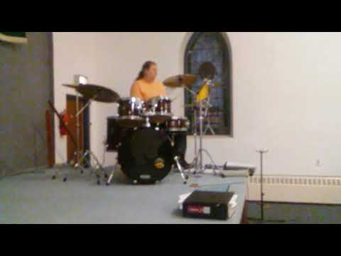Drummer Ashley