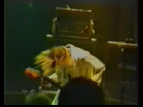 Nirvana 1991 09 01 De Doelen, Rotterdam About A Girl