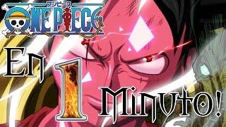 One Piece en 1 Minuto! || RPNety