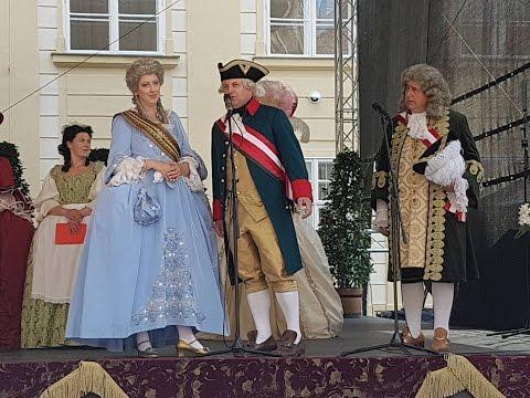 Maria Theresia in Wien