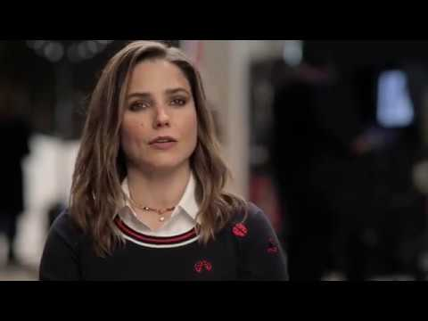 Sophia Bush talks about the O, The Oprah Magazine Collection