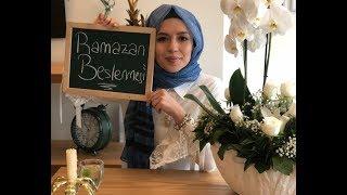 Ramazan'da Nasıl Kilo Veririz? Nasıl Sağlıklı Oruç Tutarız? | Merve Bilge Atalay