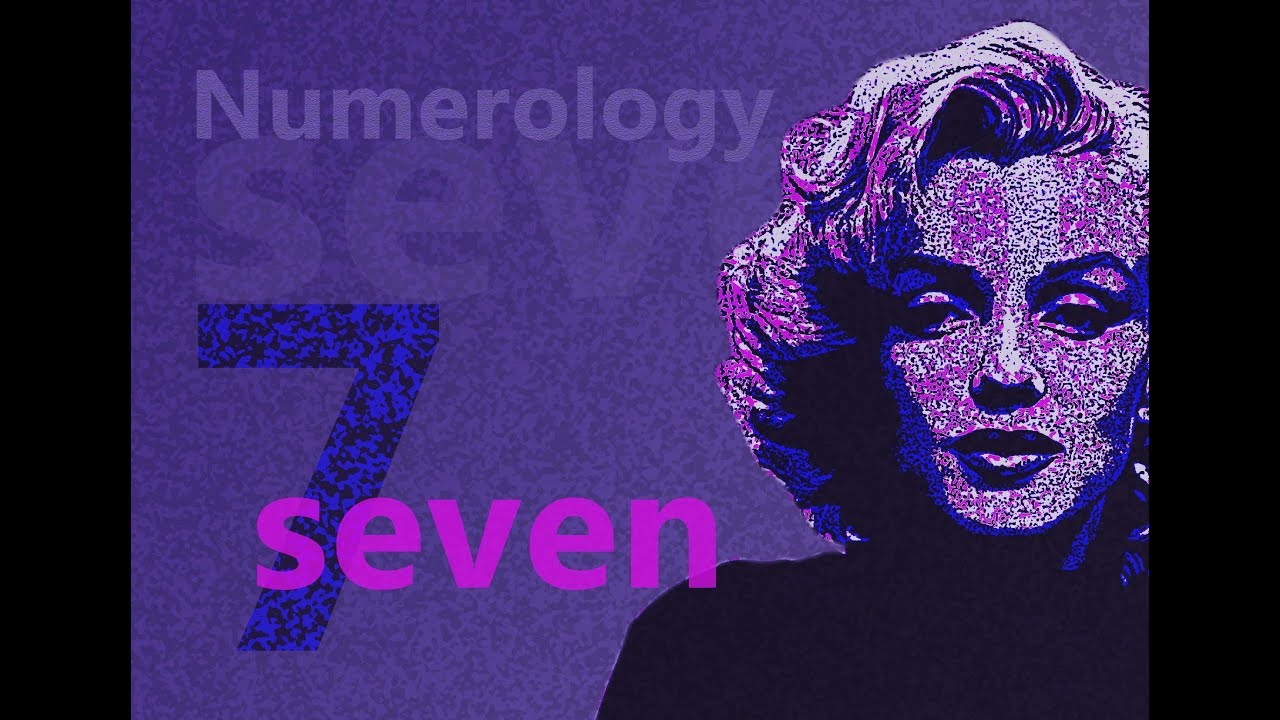 NUMEROLOGY - LIFE PATH No 7: The Refined Loner