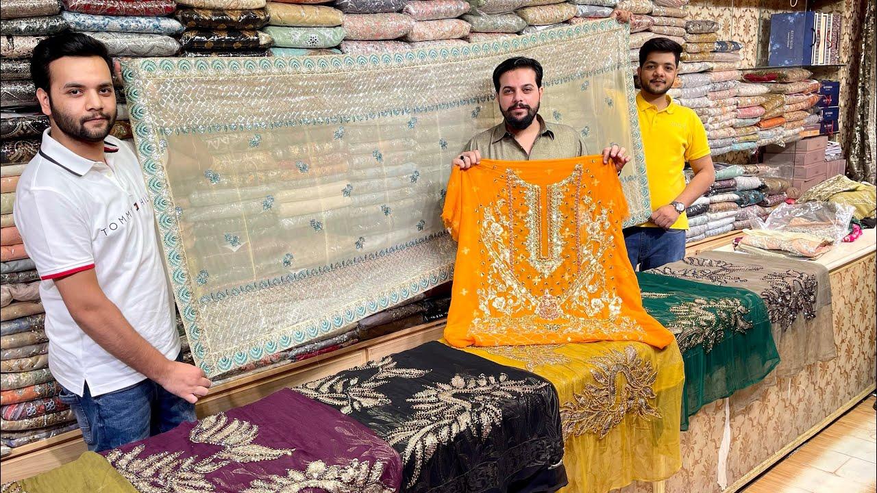 Lowest Price New Arrival Pakistani Designer Suit King 👑 Replica / Pakistani Party Maxi & Suits 🛍