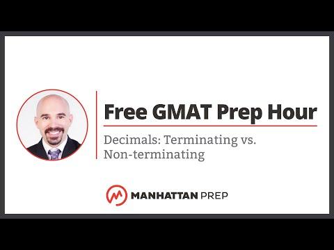 Free GMAT Prep Hour: 3/29/2018 | Manhattan Prep