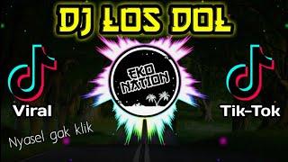 DJ VIRAL TIKTOK (Nungguin Yaa) DJ LOS DOL    REMIX FULLBASS🎶🎧