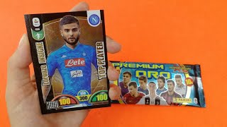 INSIGNE TOP PLAYER!! Apertura BUSTINA PREMIUM ORO Adrenalyn XL 2018-19