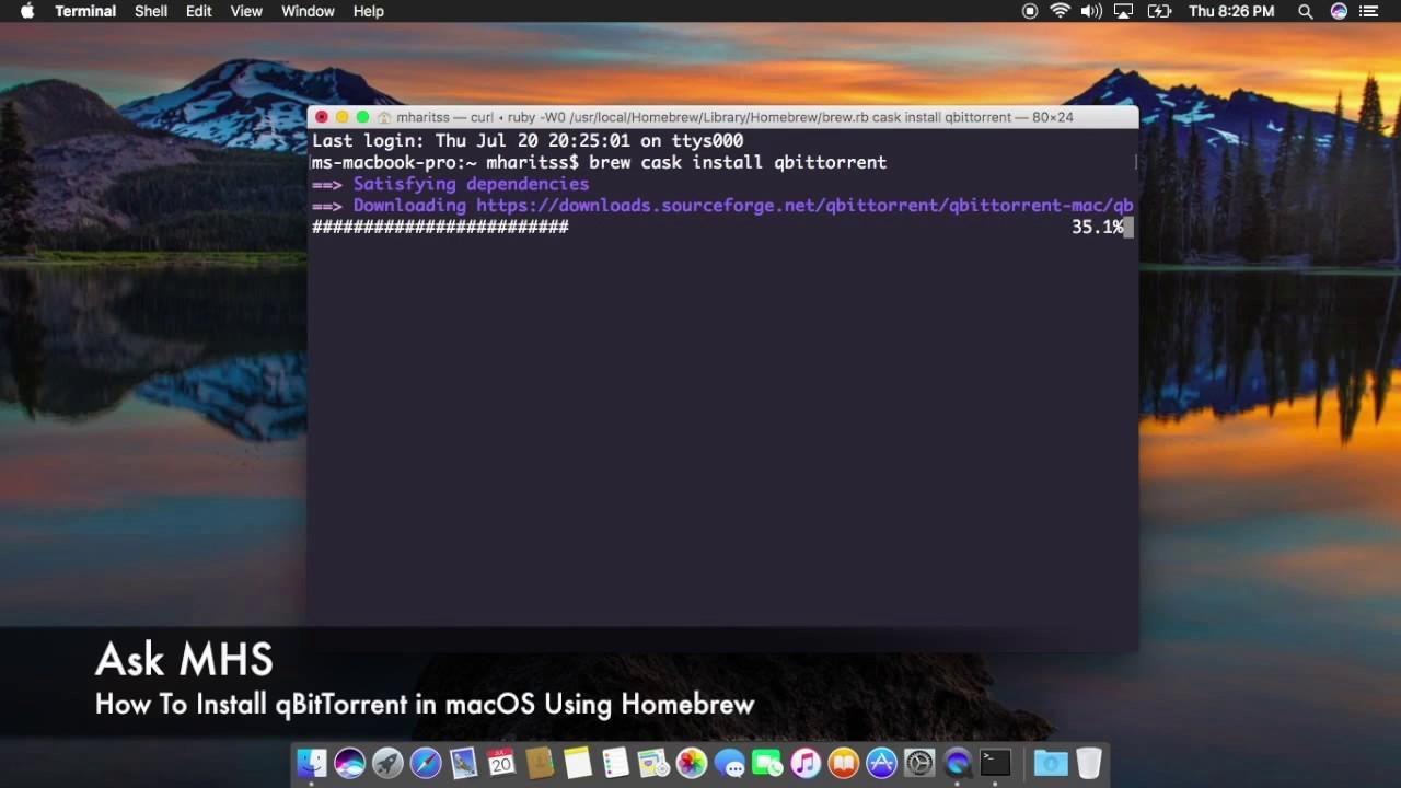 Download Qbittorrent Mac - avasoft-allsoft