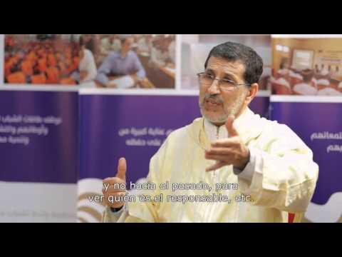 ILUSTRE ENCUENTRO - Saadeddine Othmani
