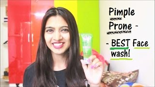 Face Wash For _ 'PIMPLE PRONE' Skin : _ Keep Skin Clear & Healthy