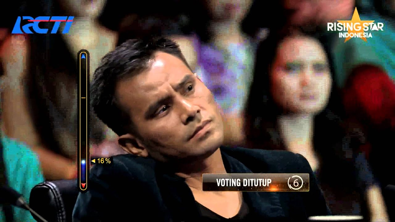 """Mica """"Megalomaniac"""" Incubus - Rising Star Indonesia Eps Live Audition 5"""