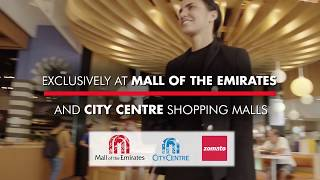 Zomato X Mall of the Emirates