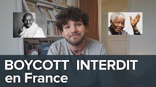 Boycott interdit en France : ce scandale expliqué en 5 minutes - Blabla #13 - Osons Causer