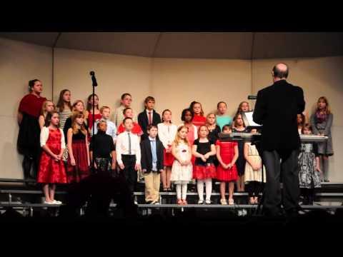 Avonworth Elementary School 2013 Christmas Chorus Concert - Always Believe