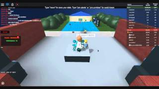 Dr. Edgar George zomboss in Pv2 (ROBLOX)