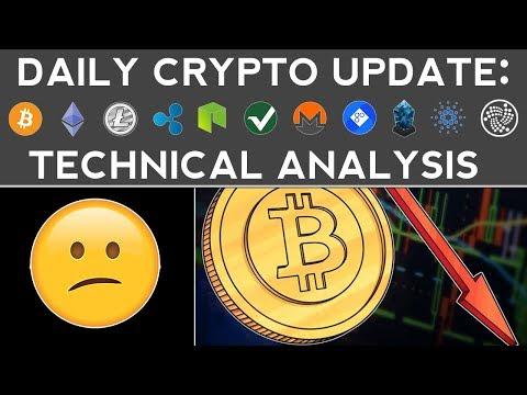 CRYPTO BULL RUN SLOWS DOWN + IOTA DRAMA! (12/13/17) Daily Update + Technical Analysis