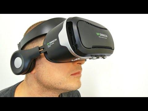 VR Shinecon 4th Gen Virtual Reality Glasses REVIEW