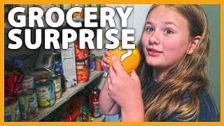 GROCERY SURPRISE (7/8/18 - 7/10/18)