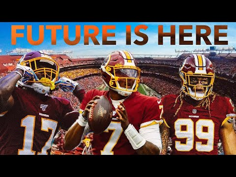 Washington Redskins Pump Up 2020- 2021    Future Is Here    ᴴ ᴰ
