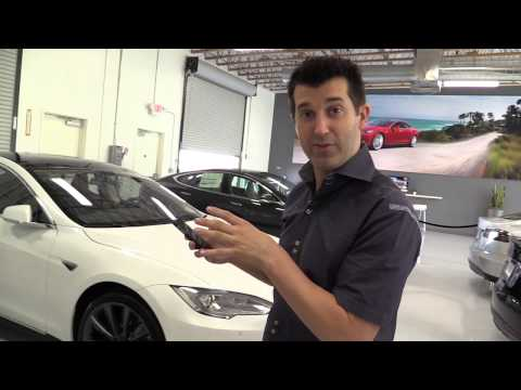Tesla paradise in my garage! Behind the scenes delivery and review of my Model S by Marc Savard