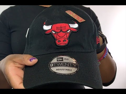 8e0cdc84cc1 Bulls  2018 NBA DRAFT STRAPBACK  Black Hat by New Era - YouTube
