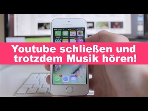 [GER] YouTube schließen und trotzdem Musik hören // Tutorial // Trick - LucasMedia
