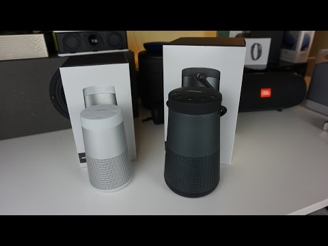 Bose Revolve and Revolve+ - Unboxing and first impressions...