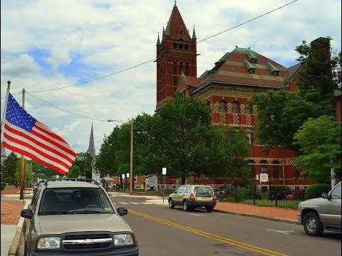 Washington Street Historic District, Cumberland, Maryland, USA, Jun 2011