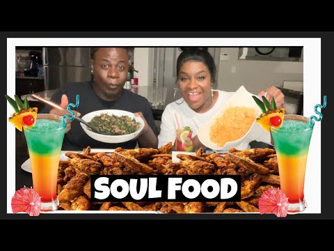 COOK WITH US/SOUL FOOD SUNDAY