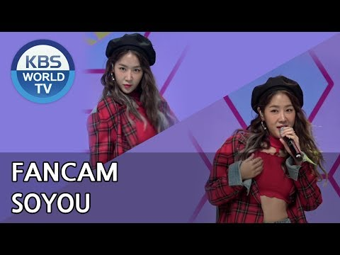 [FOCUSED] SOYOU - Forever Yours [Music Bank / 2018.11.09]