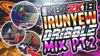 iRunYew Dribble God Mixtape #2 • Best Dribble Combos on NBA 2K18 • NBA 2K18 Dribble Mixtape thumbnail