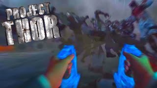 BO1 ZOMBIES MOD ASCENSION *PROJECT THOR* | Gravity Spikes + HG-40 en ASCENSION!