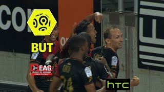 Video Gol Pertandingan AS Nancy vs Guingamp