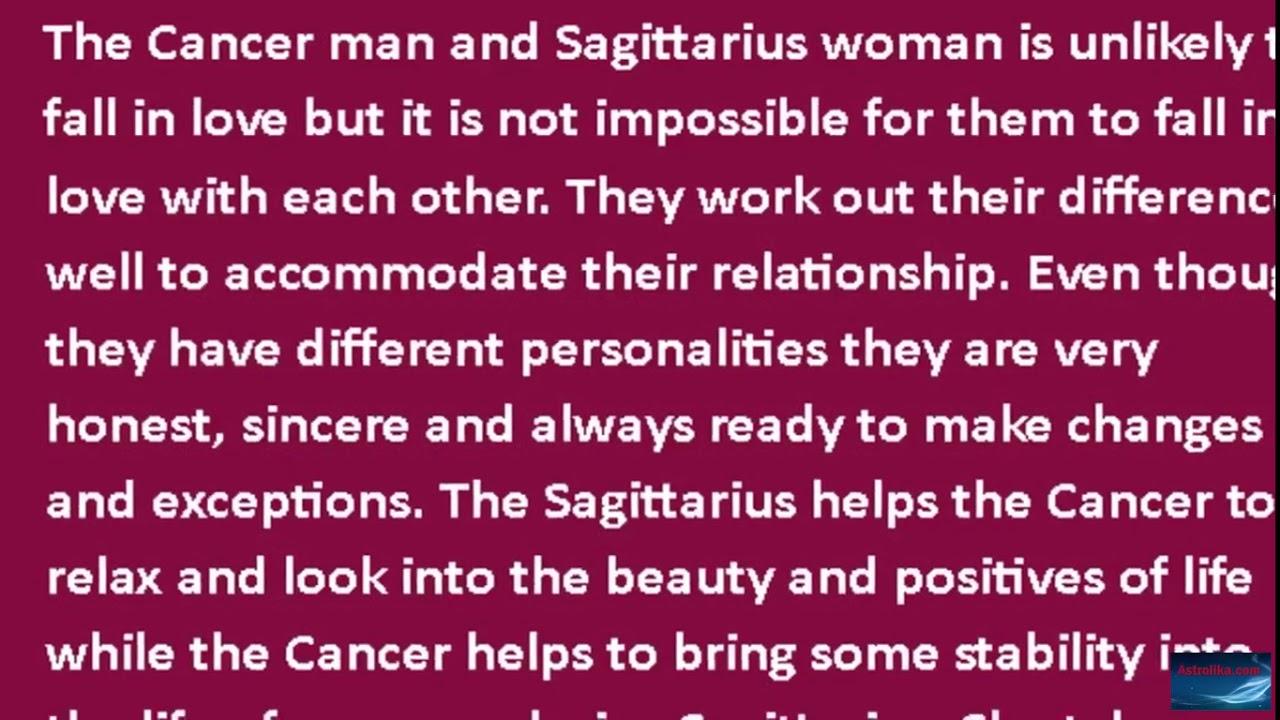 Woman cancer virgo and compatibility man Virgo Man