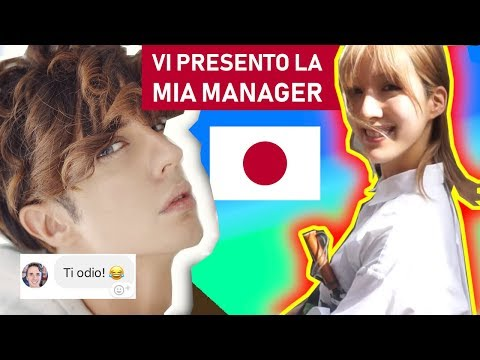 LET'S MEET MY NEW MANAGER