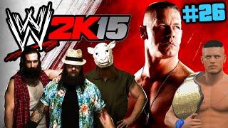 WWE 2K15 : Auf Rille zum Titel #26 [FACECAM] - EL RILLE GEGEN ALLE !! HD