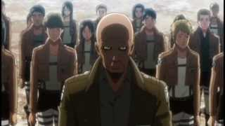 Attack on Titan AMV | Rivaille Will Make a Man Out Of You | Mulan OST | 進撃の巨人