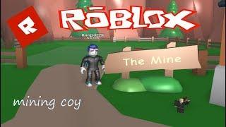 Mine di Roblox cuy - France Simulateur minier Roblox
