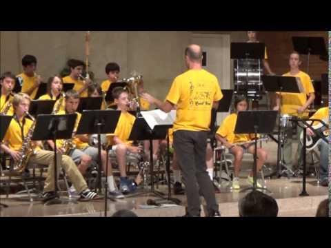 Semper Fidelis - Laurel Hall School Band 2014
