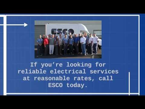 Electrician Salt Lake City | ESCO