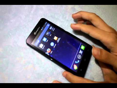 Review Gadget Accessible: Andromax I3
