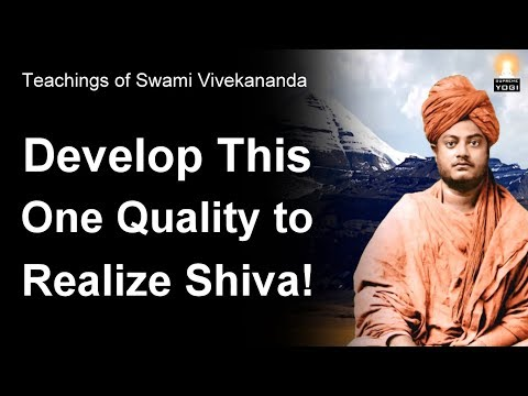 One of the Best Spiritual Advice Ever! (Develop This One Quality to Earn Shiva's Grace and Love!)