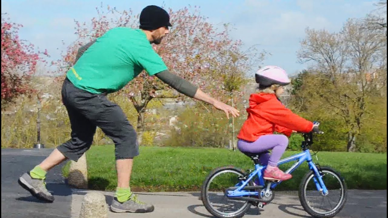Teaching A Child To Ride Without Stabilisers A How To