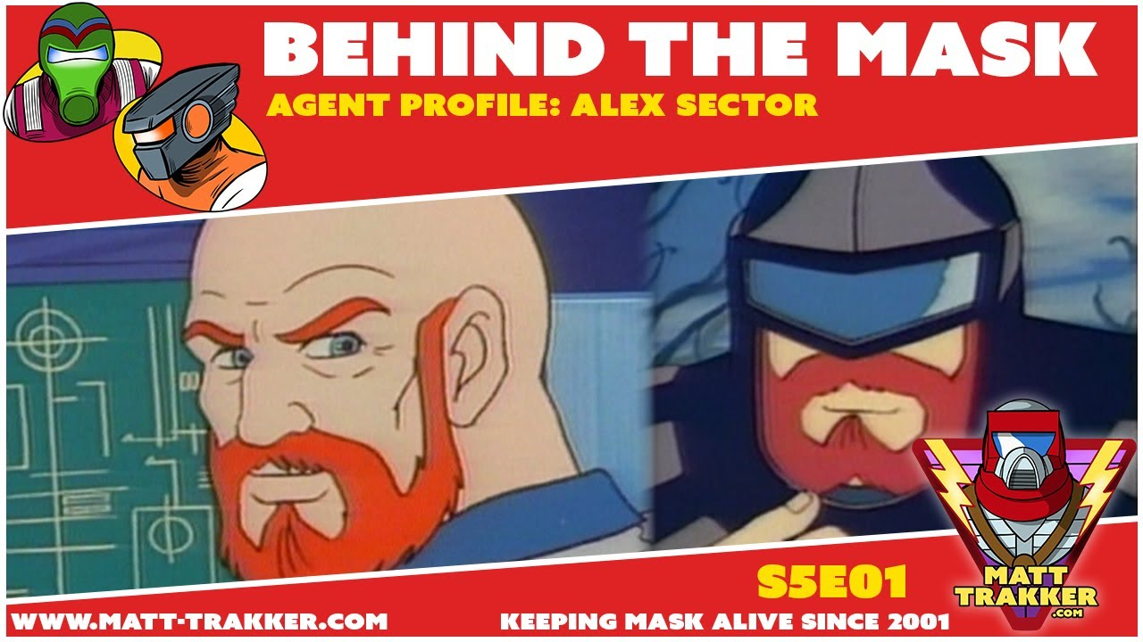 Agent Profile: Alex Sector - S5E01
