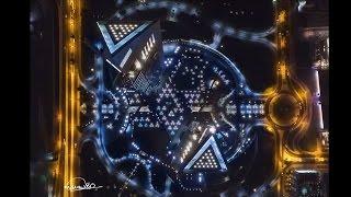 DJI INSPIRE 1: EMIRATES TOWERS - DUBAI