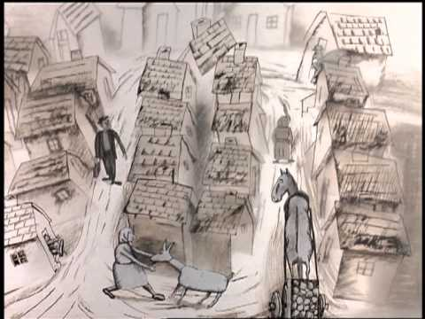 Le village des idiots - annecy festival d'animation